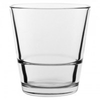 Grande Stacking Rocks Glasses 41cl / 14oz Super Toughened