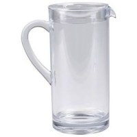 Premium Polycarbonate Pitcher with lid