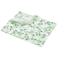 FLORAL GREASEPROOF PAPER