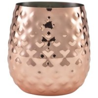44cl Copper Pineapple Cup