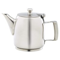 1-2 Cup 12oz Premier Stainless Steel Coffeepot