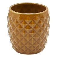 40cl Stoneware Coloured Tiki Mug