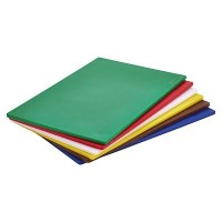 Small Coloured Low Density Cutting Board