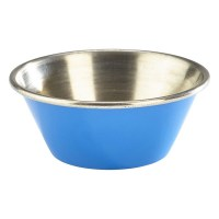 43ml Stainless Steel Coloured Ramekin