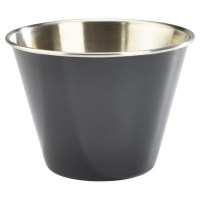 340ml Stainless Steel Coloured Ramekin