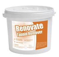 Renovate Tannin Remover Crockery Pre-soak Powder 5Kg