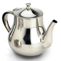 Royal Elegant Stainless Steel Teapot