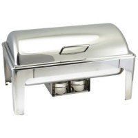 Stainless Steel Soft Close Chafing Dish 1/1