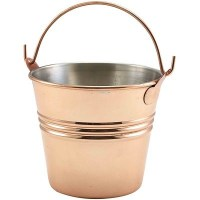 Copper Plated Serving Bucket