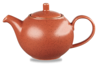 42.6cl Stonecast Spiced Orange Beverage Pot