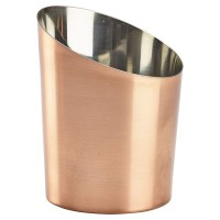 Copper Plated Angled Cone