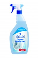 750ml Shield Cleaner Disinfectant Trigger Spray