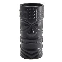 40cl Cast Iron Effect Tiki Mug