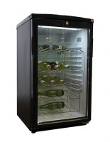 Glass Front Wine Cooler