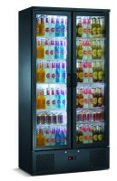 Double Door Upright Bottle Cooler