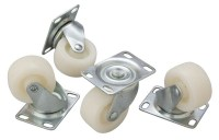 Castors for Bottle Skips