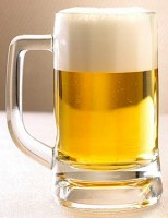 Icon Beer Tankard 56cl / 20oz / PINT TO BRIM