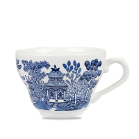 Blue Willow Georgian Tea Cup