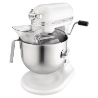 White Kitchen Aid Heavy Duty Food Mixer