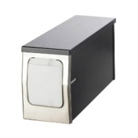 Swantex Compact Dispenser Napkins in Dispenser.