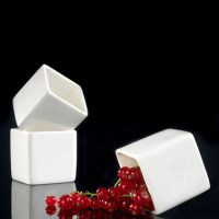 Alchemy Mini White Cube 6.5cm / 2.5inch