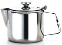 Economy Stainless Steel Tea Pot