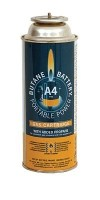 Butane Gas Canister for Chefs Blow Torch