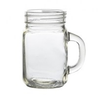 Glass Mason-Drinking Jar