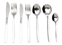 Millenium Economy 18/0 Stainless Steel Cutlery group.