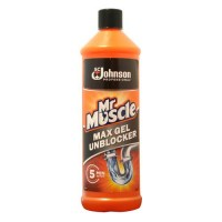 Mr Muscle Max Gel Drain Unblocker