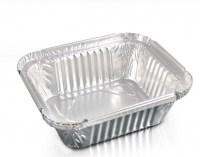 No.1 Foil Container - Tray