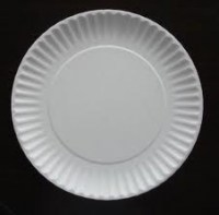 Paper Plate 6inch / 15cm