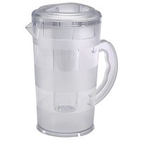 Polycarbonate Pitcher Jug with Ice Chamber