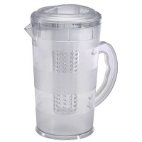 Polycarbonate Pitcher Jug with Infuser