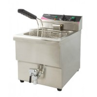 8 Litre Fryer with Tap