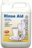 Rinse Aid for Glasswasher & Dishwasher 5 Litre