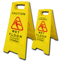 Ramon Caution Wet Floor Sign