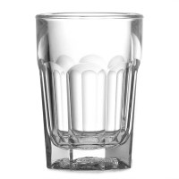 Clear Elite Polycarbonate Shot Glass