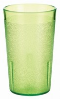 10oz Green Polycarbonate Tumbler
