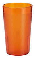 10oz Red Polycarbonate Tumbler
