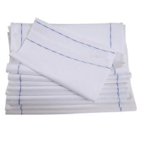 Waiters Cloth with blue line 500x750mm