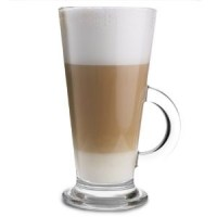 Latino Latte - Hot Drink Glass