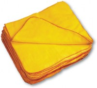 Yellow Duster 500x450mm